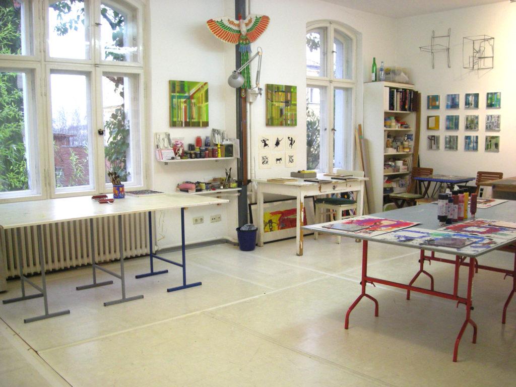 Atelier Malschule Wunderrot